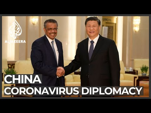 China Exports Ventilators And Masks Crucial In Coronavirus Fight