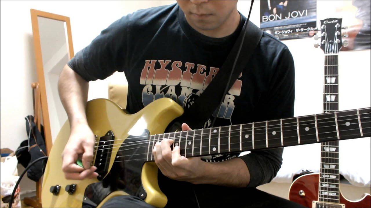 green day 99 revolutions guitar cover how to play tab youtube. Black Bedroom Furniture Sets. Home Design Ideas