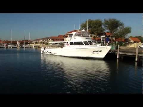 Charter Fishing Trips Perth
