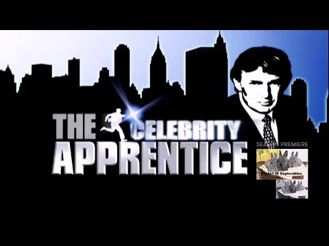 FIRST Celebrity Apprentice Season 7 Intro Donald Trump HD