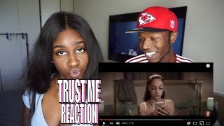 Bhad Bhabie 34 Trust Me 34 Feat Ty Dolla Sign Official Music Audio Reaction