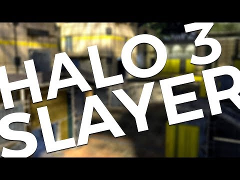 Halo 3 -  The Pit Slayer! (Backwards Compatible)