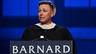 Abby Wambach: Barnard Commencement 2018