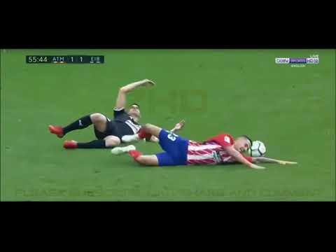 atletico madrid vs eibar 2 2 highlight 2018