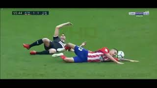 atletico madrid vs eibar 2 2 highlight 2018
