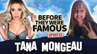 Tana Mongeau | Before They Were Famous | Engaged To Jake Paul | Tana Turns 21