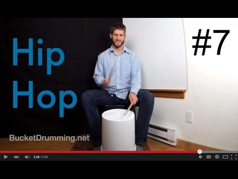 Top Ten Bucket Drumming Beats #7 Hip Hop