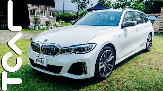【新車試駕】BMW M340i Touring 最佳伴「旅」德哥試駕 -TCar