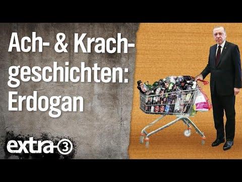 Die Sendung mit dem Klaus: Erdogan | extra 3 | NDR
