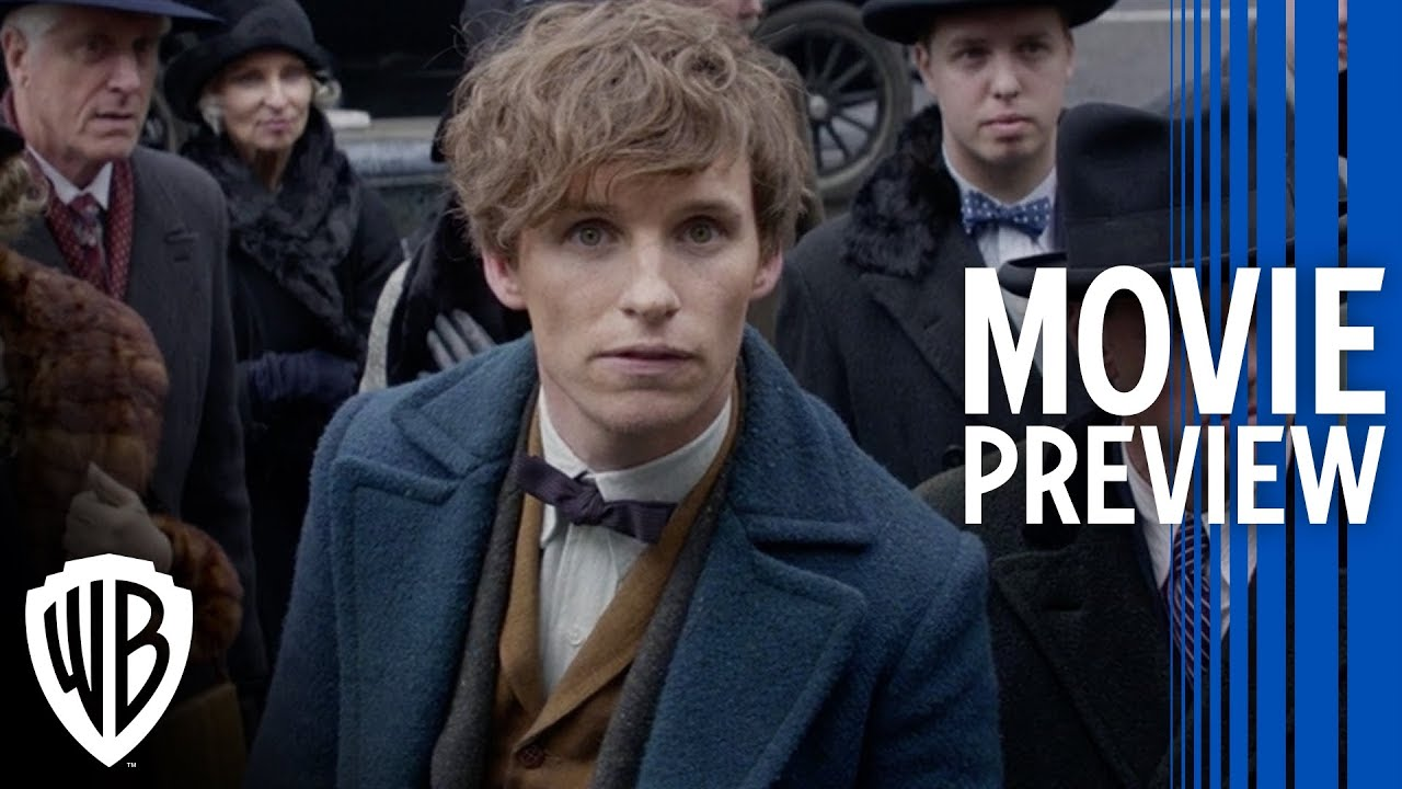 Download Fantastic Beasts and Where to Find Them | Full Movie Preview | Warner Bros. Entertainment