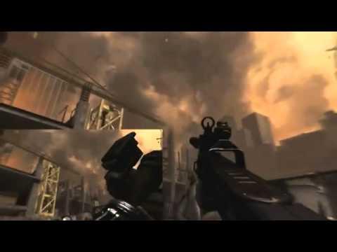 MW3 canzone con  le  armi