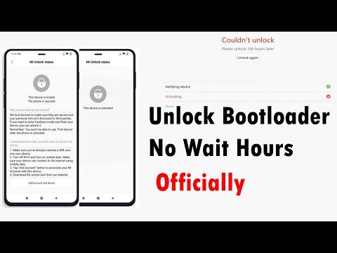 CARA BARU Unlock Bootloader Hp Xiaomi | Ternyata Caranya Berbeda Dengan Sebelumnya !.