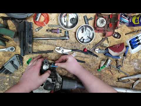 Husqvarna Weed Wacker Repair Part 6