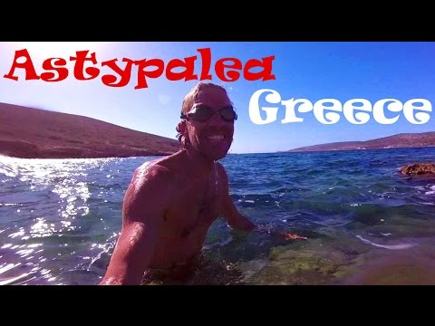 An Adventurous Tour of Astypalea Island, Greece