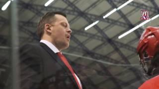 U18: Горячая концовка матча Россия - Словакия (3:2 ОТ)