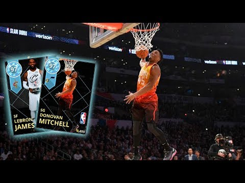 HA SALIDO LEBRON JAMES 97 MVP ALL-STAR... PERO QUIERO A DONOVAN MITCHELL! | NBA 2K18 MyTEAM