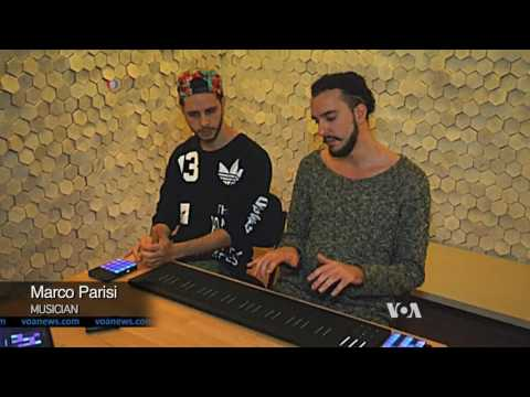 New Musical Keyboard Opens Up New Musical Expression
