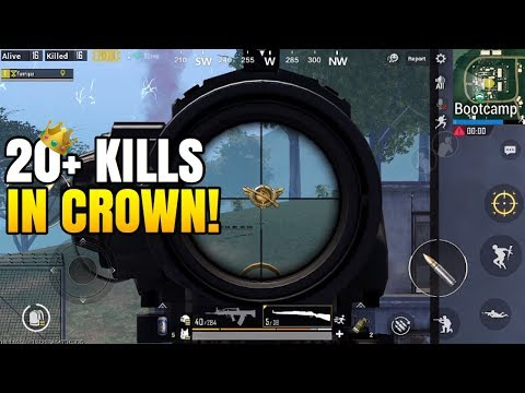 A MESSAGE TO THE HATERS! | 21 Kills FPP Solo VS Squad - Crown Tier | PUBG Mobile