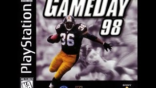 Rodiums Prime 35 NFL GAMEDAY 98 PS1