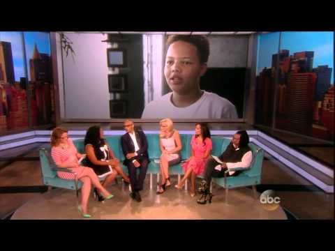 T.I. - Interview (The View) [08.06.2014]