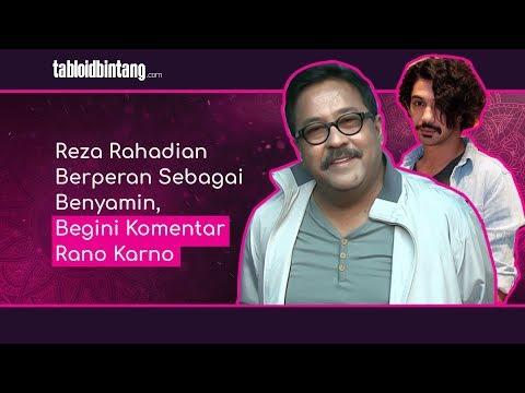 Reza Rahadian Berperan Sebagai Benyamin, Begini Komentar Rano Karno
