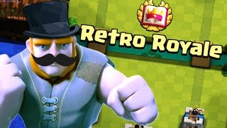 RETRO ROYALE !