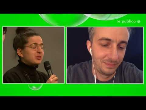 re:publica 2018 Reconquista Internet - U.a. mit Rayk Anders, Jan Böhmermann, Patrick Stegemann