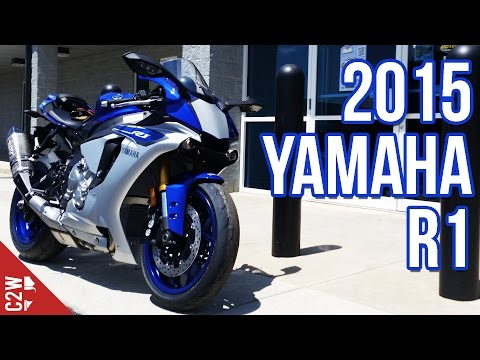 download 2015 Yamaha R1 | First Ride