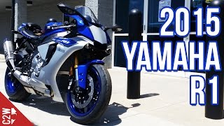 2015 Yamaha R1 | First Ride