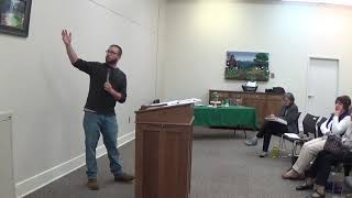 Kyle Buckland :The Connection Between Art and Present Moment Awareness