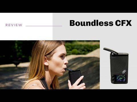 Boundless CFX Vaporizer Review - short and sweet