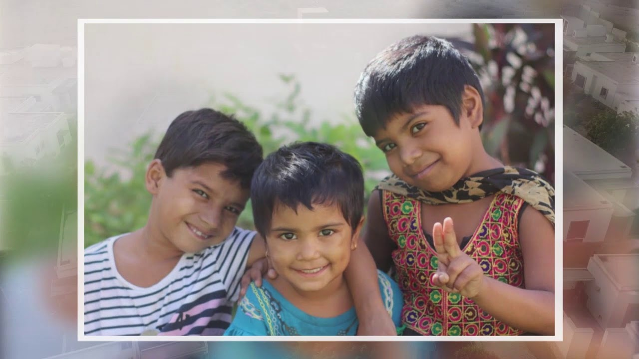 SOS Children's Village Jamshoro, Pakistan- A loving home for every child