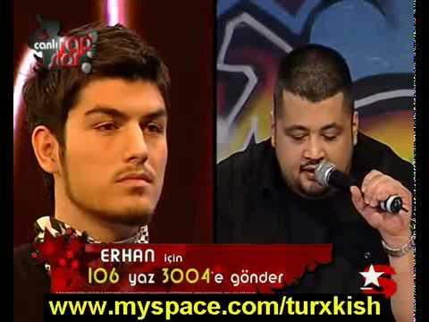 Türkçe Rap Rapstar - Fuat' tan Erhan ve Özgüç için Yorum.mp4