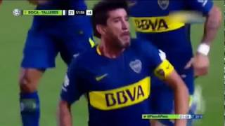 Boca Juniors vs Talleres 2-1 - Resumen Paso a Paso 2018 - Completo