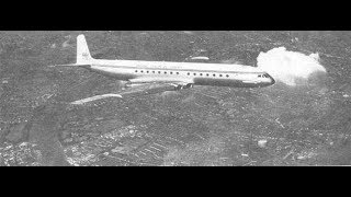 Первый в мире реактивный пассажирский самолёт