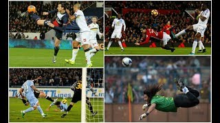 Top 10 Scorpion Kick Goals in Football