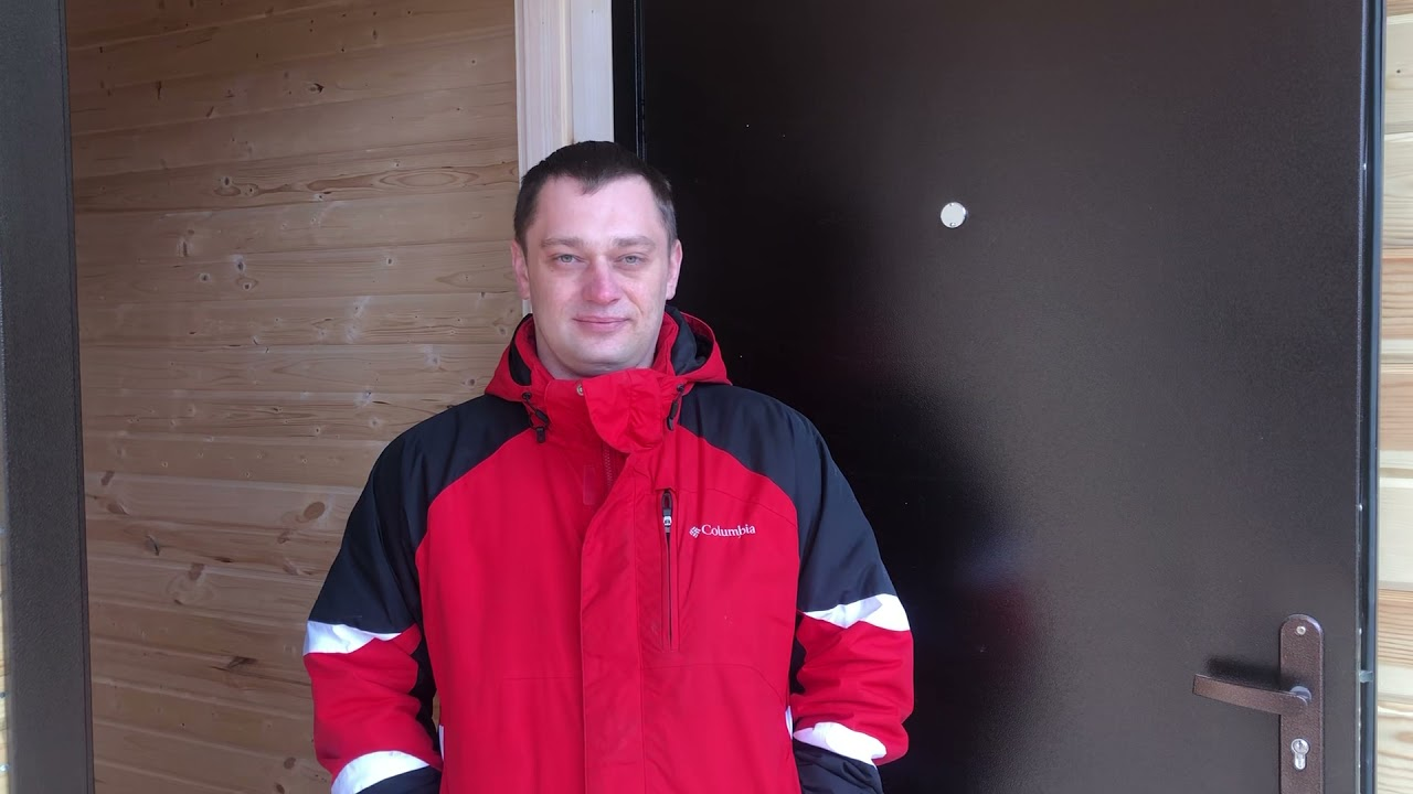 Каркасный дом 7,5х10 Скандинавия-3 во Владимирской области - отзыв клиента