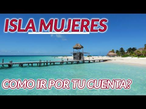 ✔COMO IR A Isla Mujeres CON POCO DINERO | CONSEJOS Y TIPS | WHEN TRAVEL TO ISLA MUJERES