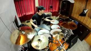 Drum Cover - System Of A Down - Chop Suey!