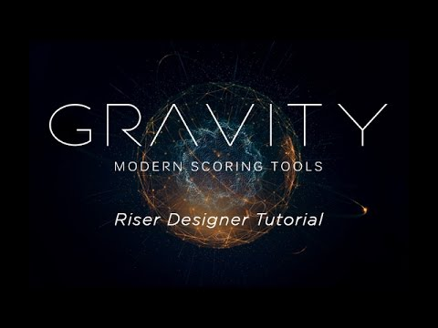 Heavyocity - Gravity - Riser Designer Tutorial