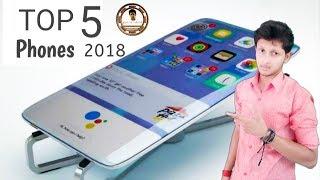 Top 5 Best SmartPhones Of This Month 2018    Honest Review #Techdesi