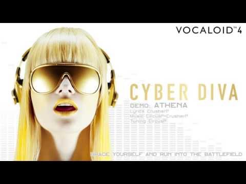 【CYBER DIVA】Official Demo ATHENA / CircusP + CrusherP