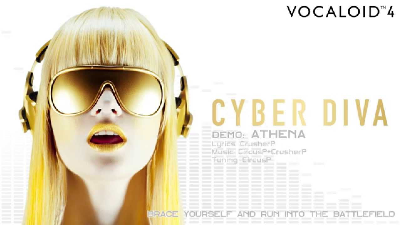 【cyber Diva】official Demo Athena Circusp Crusherp