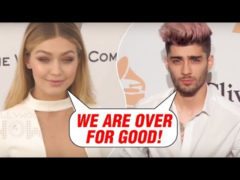 Zayn Malik Gigi Hadid BREAK UP 10 Months After Getting Back Together! Mp3