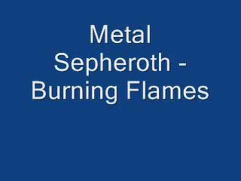 MetalSepheroth - Burning Flames ( Instrumental Track )