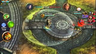 Hands On with Solstice Arena, the new MOBA for iPad from Zynga
