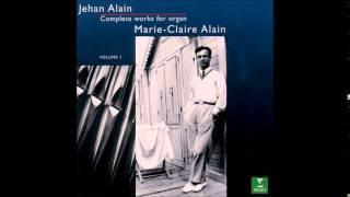 Jehan Alain Organ Works, Marie-Claire Alain 1/2