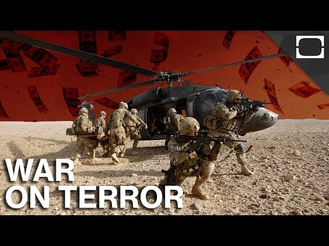 How Expensive Is The War On Terror?