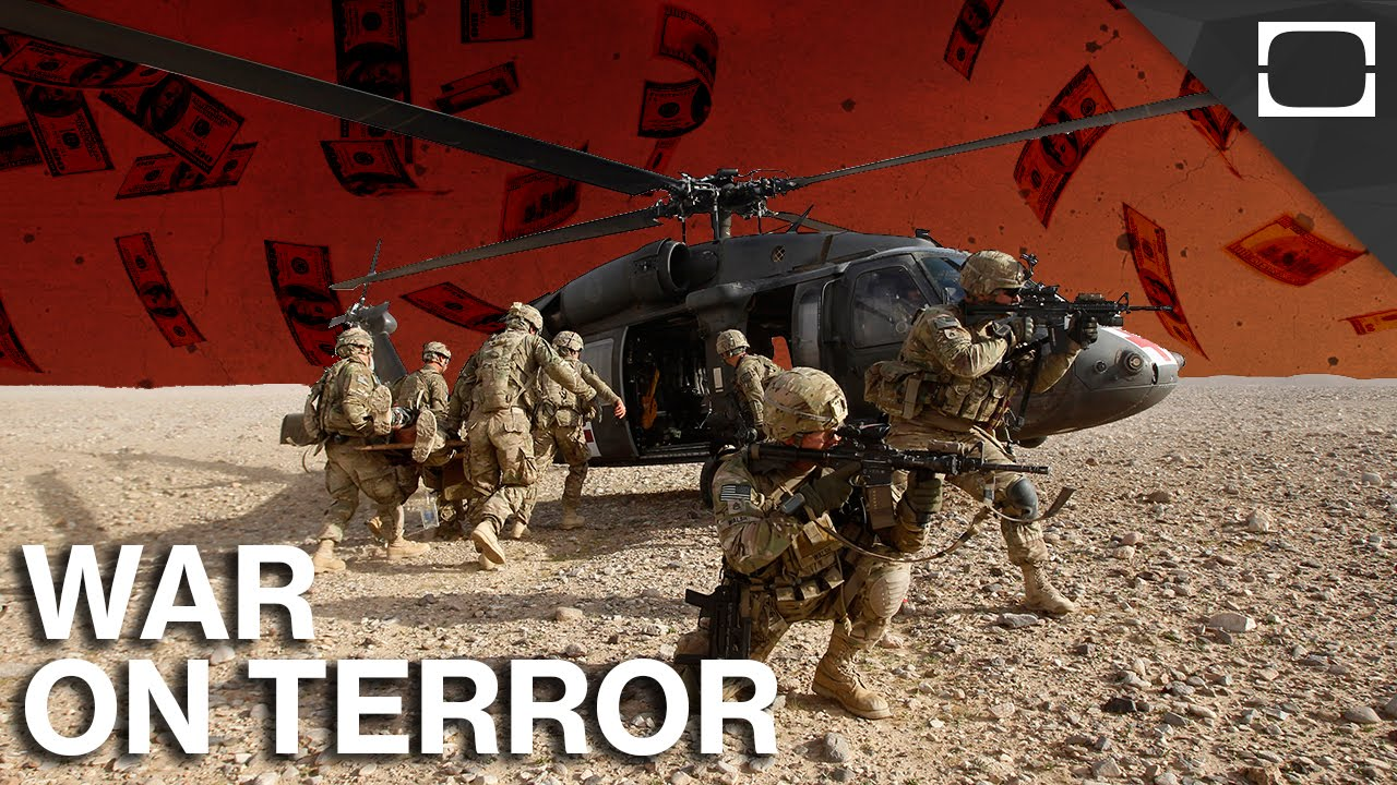 war on terrorism how it affects The psychology of the war on terror how we characterize an issue affects how we think about it replacing the war on terror metaphor with other ways of framing.