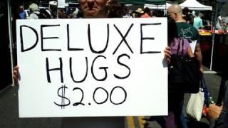 Free Hugs Prank: $2 Deluxe Hugs thumbnail